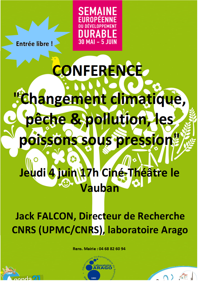 conference pêche
